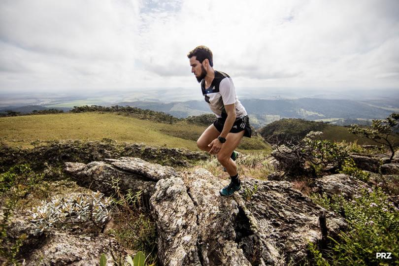 Fernando Nazário, ultramaratonista e admirador das montanhas